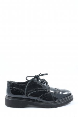 Ruth Wingtip Shoes blue business style