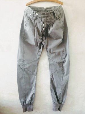 Rütme Pantalon cinq poches gris clair