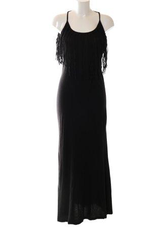 RVCA Jerseykleid schwarz Elegant
