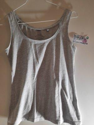 S 38 shirt top unterleiberl grau Janina