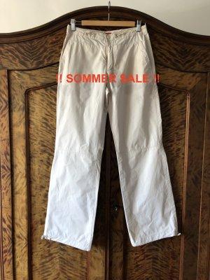esprit collection Pantalone cinque tasche crema-bianco sporco Cotone