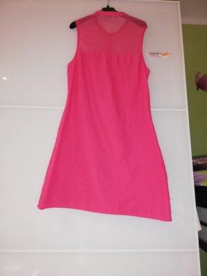 S ärmelloses Kleid calzedonia pink