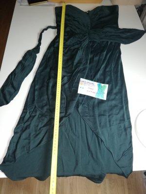 S Kleid ärmellos Zara grün