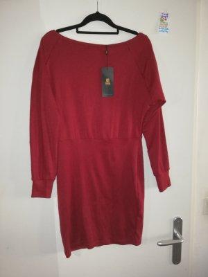 S Kleid dunkelrot isassy