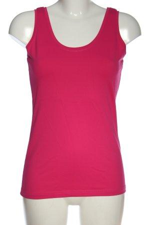 S.Marlon Basic Top pink casual look