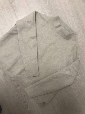 S.Marlon Jersey de lana marrón grisáceo