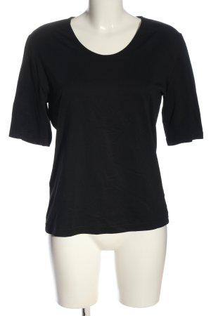 S.Marlon T-Shirt black casual look
