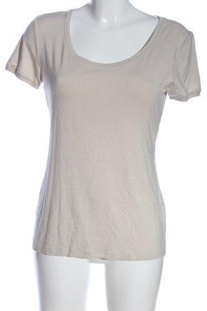 S.Marlon T-Shirt hellgrau Casual-Look