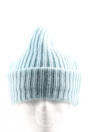 S.Marlon Knitted Hat blue casual look