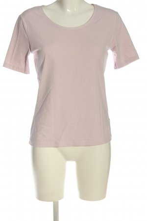 S.Marlon T-Shirt lila Casual-Look