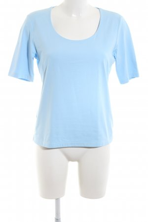 S.Marlon U-Boot-Shirt blau Casual-Look
