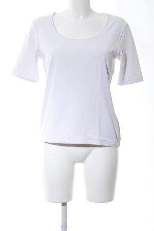 S.Marlon U-Boot-Shirt weiß Casual-Look
