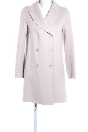 'S MaxMara Trenchcoat blanc cassé style d'affaires