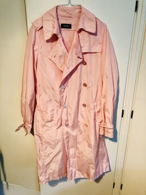 Heavy Raincoat pink