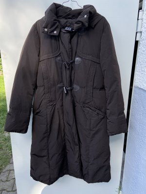 S. Milton Down Coat dark brown