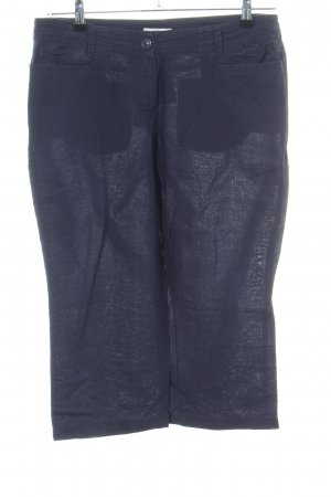 s.Oliver 3/4-Hose blau Casual-Look