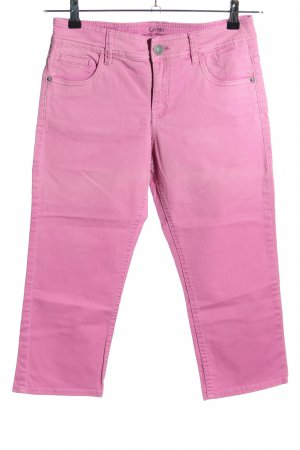 s.Oliver 3/4 Length Jeans pink casual look