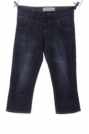 s.Oliver 3/4-jeans blauw casual uitstraling