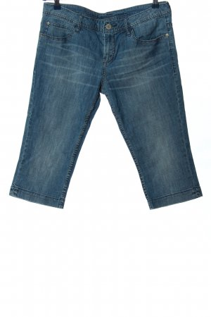 s.Oliver 3/4 Length Jeans blue casual look