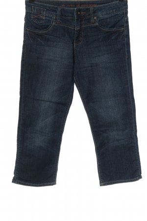 s.Oliver Jeansy 3/4 niebieski W stylu casual