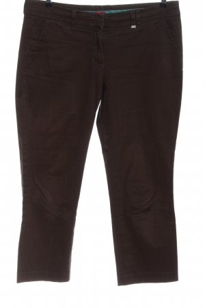 s.Oliver 7/8-Hose braun Casual-Look