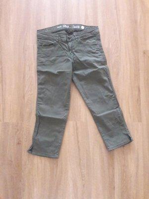 s.Oliver Jeans 7/8 vert olive