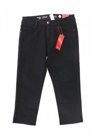 s.Oliver 7/8 Jeans Größe 36 neu mit Etikett Neupreis: 49,99€! schwarz aus Baumwolle