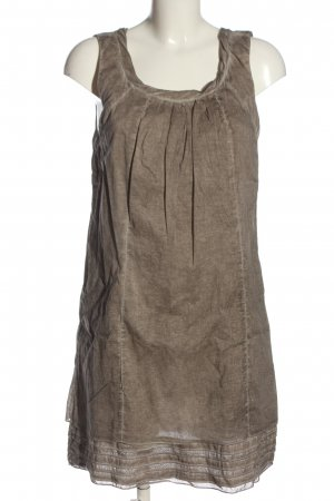 s.Oliver A-Linien Kleid braun Casual-Look