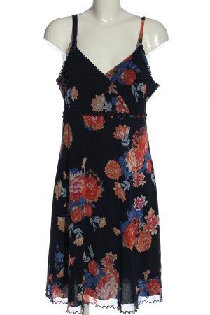 s.Oliver Vestido línea A estampado floral look casual