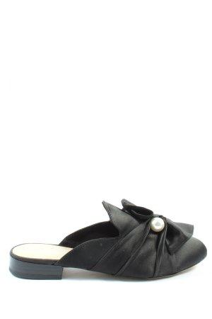 s.Oliver Heel Pantolettes black casual look