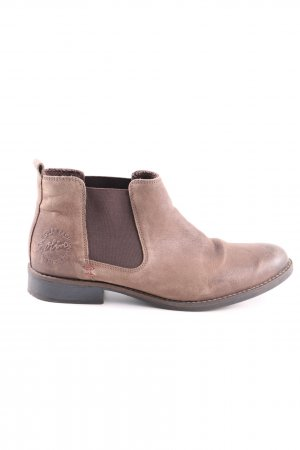 s.Oliver Ankle Boots braun Casual-Look