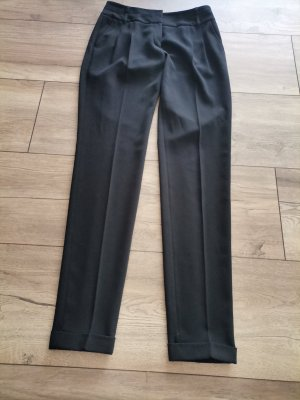 S.Oliver Premium Spodnie garniturowe czarny