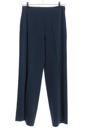 s.Oliver Pantalon de costume bleu style d'affaires