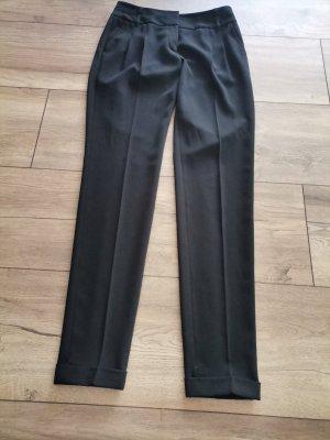 S.Oliver Premium Pantalón de vestir negro