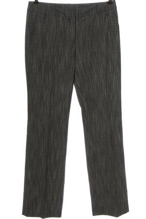 s.Oliver Pantalone da abito grigio chiaro stile casual
