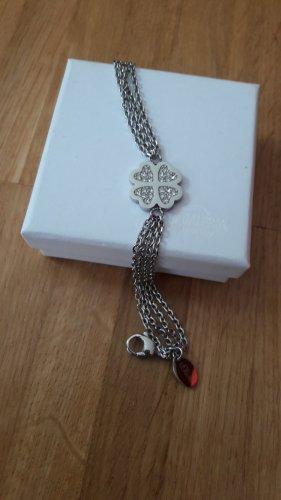 s.Oliver Armband mit funkelnden Kristallen - neuwertig