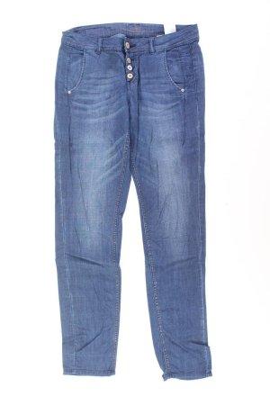 s.Oliver Workowate jeansy niebieski-niebieski neonowy-ciemnoniebieski-błękitny