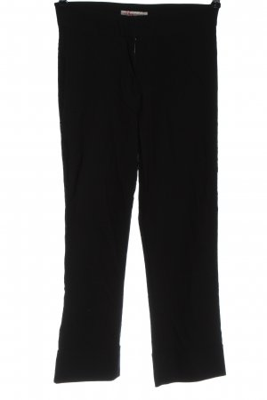 s.Oliver Baggy Pants black flecked casual look