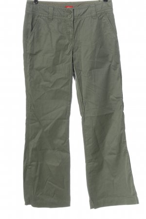 s.Oliver Baggy Pants khaki casual look