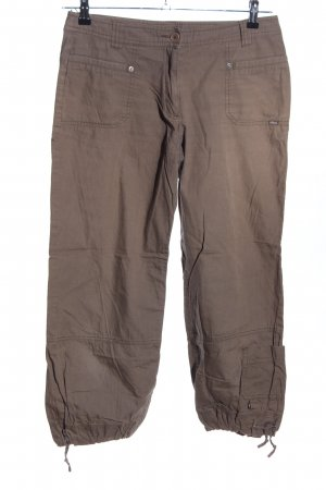 s.Oliver Baggy Pants braun Business-Look