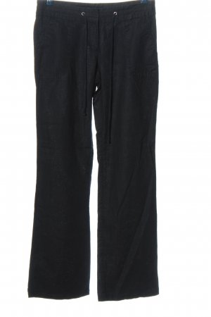 s.Oliver Baggy Pants schwarz Casual-Look