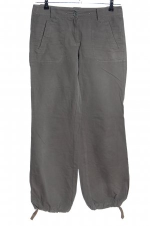 s.Oliver Baggy Pants hellgrau Casual-Look
