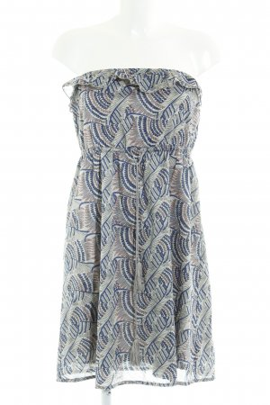 s.Oliver Bandeau Dress multicolored casual look