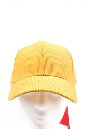 s.Oliver Baseball Cap light orange casual look