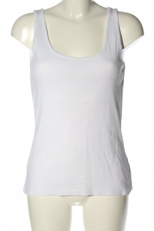 s.Oliver Basic Top weiß Casual-Look