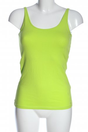 s.Oliver Basic topje groen casual uitstraling