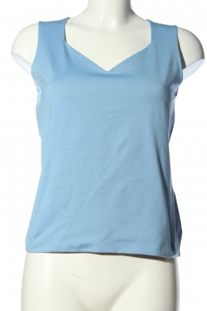 s.Oliver Basic Top blau Casual-Look