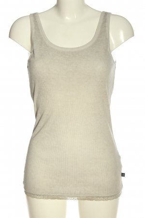 s.Oliver Basic Top wollweiß meliert Casual-Look