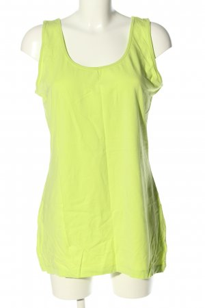 s.Oliver Basic Top grün Casual-Look