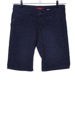 s.Oliver Bermuda blau Casual-Look